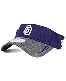 New Era San Diego Padres Shadow Tech Visor