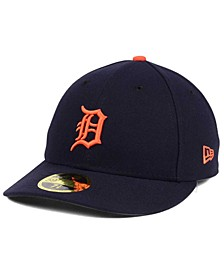 Detroit Tigers Low Profile AC Performance 59FIFTY Cap