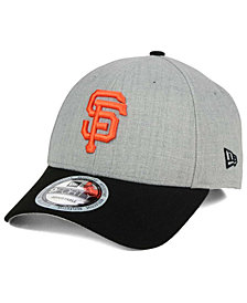 New Era San Francisco Giants Heather Hit 9FORTY Cap