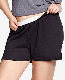 Soffe Curves Plus Size Active Shorts