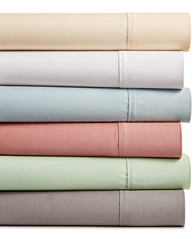 Amherst 100% Combed Cotton 400 Thread Count 4-Pc. Sheet Sets