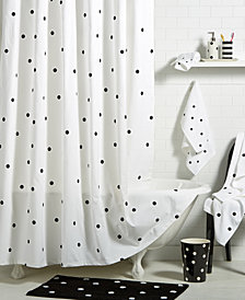 Kate Spade New York Deco Dot Bath Collection
