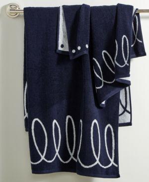 Kate Spade New York Charlotte Street Cotton Bath Towel Bedding 4563984