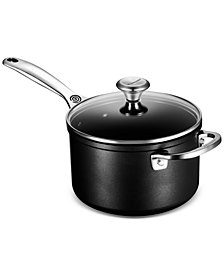 Le Creuset Toughened Non-Stick 3-Qt. Saucepan & Cover