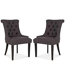 Essa Set of 2 Dining Chairs, Quick Ship