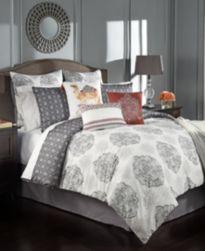 CLOSEOUT! Rohan Reversible 10-Pc. Comforter Sets