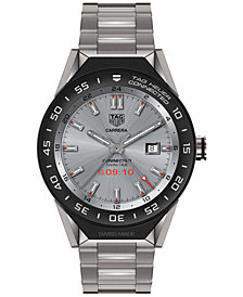 TAG Heuer Modular Connected 2.0 Men's Swiss Titanium Bracelet Smart Watch 45mm SBF8A8001.10BF0608