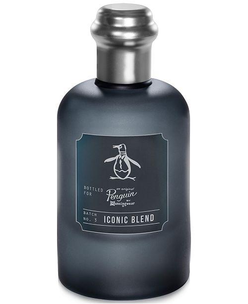 f861c6883 Penguin Original Men's Iconic Blend Eau de Toilette Spray, 3.4 oz ...