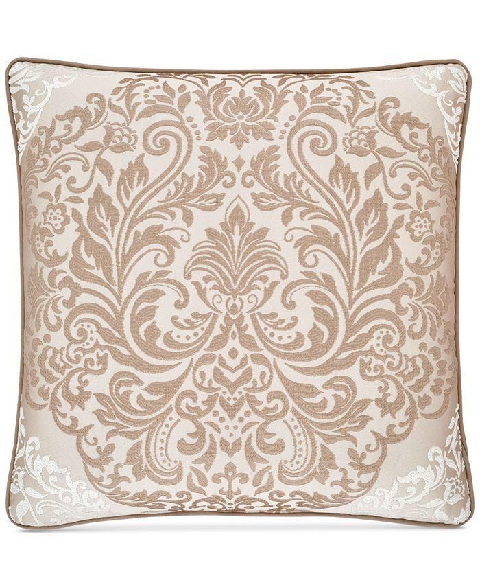 """J Queen New York - La Scala 20"""" Square Decorative Pillow"""
