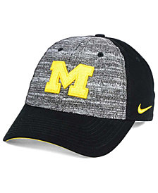 Nike Michigan Wolverines H86 Heathered Cap