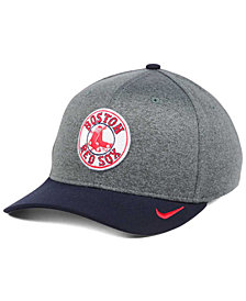 Nike Boston Red Sox Hight Tail 2Tone Flex Cap