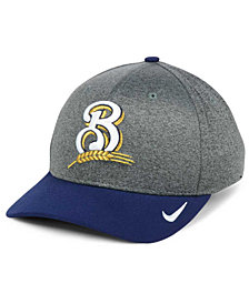 Nike Milwaukee Brewers Hight Tail 2Tone Flex Cap