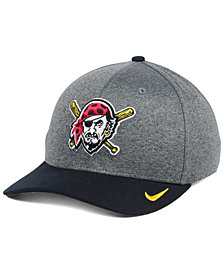 Nike Pittsburgh Pirates Hight Tail 2Tone Flex Cap