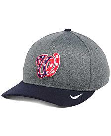 Nike Washington Nationals Hight Tail 2Tone Flex Cap