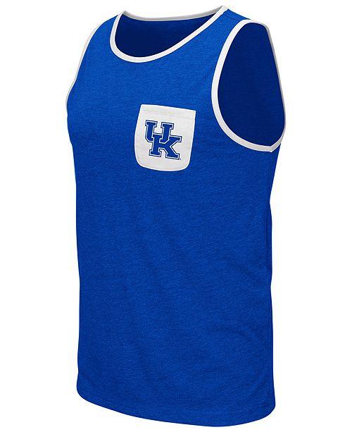 Men's Kentucky Wildcats Babka Pocket Tank