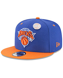 New Era New York Knicks Pintastic 9FIFTY Snapback Cap