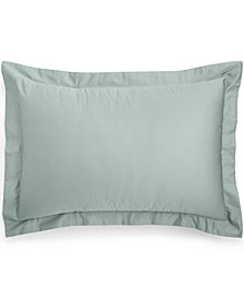 Charter Club Damask Standard Sham, 100% Supima Cotton 550 Thread Count, Created for Macy's