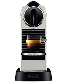 Nespresso CitiZ Coffee and Espresso Machine by De'Longhi