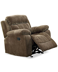 Cabbell Glider Rocker, Quick Ship