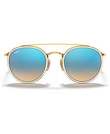 Ray-Ban FLAT LENS Sunglasses, RB3647N