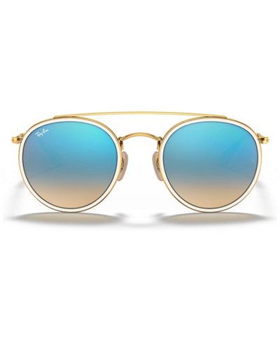 Ray-Ban FLAT LENS Sunglasses, RB3647N