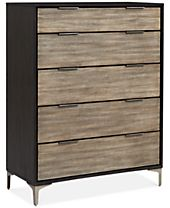 CLOSEOUT! Adler 5 Drawer Chest, Created for Macy's