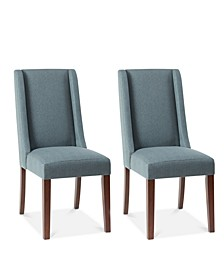 Bryson Set of 2 Wing Dining Chairs
