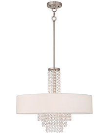 Livex Carlisle 5 Light Chandelier