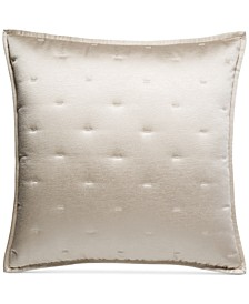 Fresco Quilted European Sham, Created for Macy's