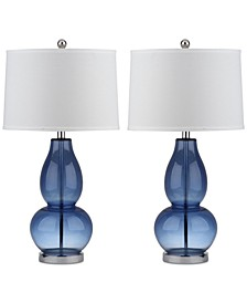 Set of 2 Mercurio Table Lamps