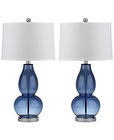 Safavieh Set of 2 Mercurio Table Lamps