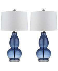 Set of 2 Mercurio Table Lamps