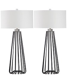 Safavieh Set of 2 Estill Table Lamps