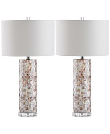 Set of 2 Boise Table Lamps