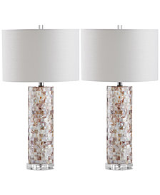 Safavieh Set of 2 Boise Table Lamps