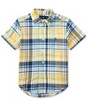 Ralph Lauren Madras Cotton Shirt, Toddler & Little Boys (2T-7)