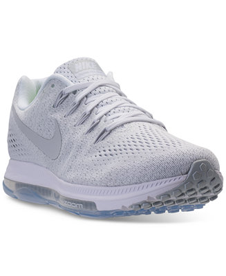 9bb24832b03b Nike Women s Zoom All Out Low Running Sneakers from Finish Line   Reviews -  Finish Line Athletic Sneakers - Shoes - Macy s