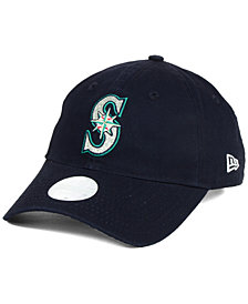 New Era Women's Seattle Mariners Team Glisten 9TWENTY Cap