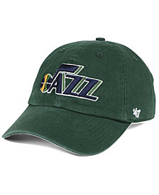 '47 Brand Utah Jazz Clean Up Cap