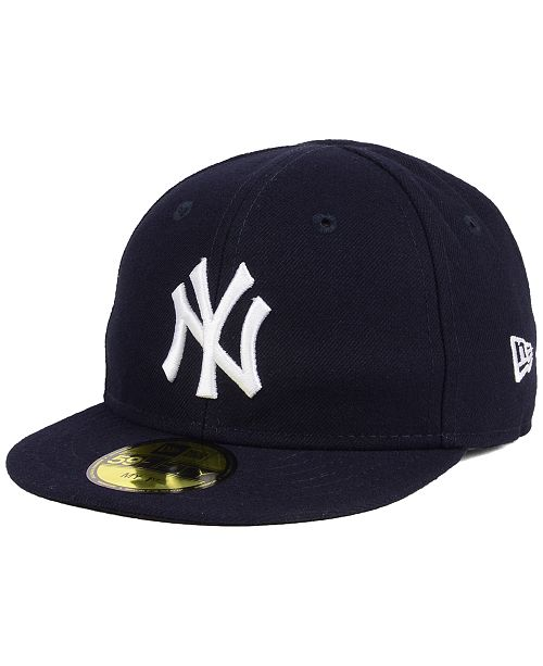 c7182d8e5d416c ... New Era New York Yankees Authentic Collection My First Cap, Baby Boys  ...