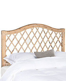 Dallyn Full Wicker Headboard, Quick Ship