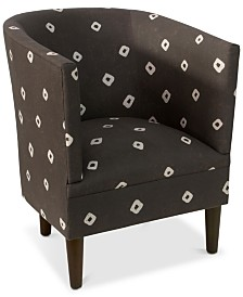 Aubrey Accent Chair, Quick Ship