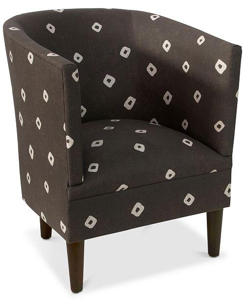 Skyline Aubrey Accent Chair, Quick Ship