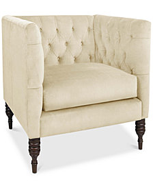 Morgan Accent Chair, Quick Ship