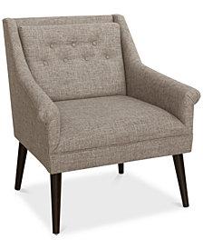 Cullen Accent Chair, Quick Ship