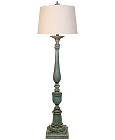 StyleCraft Classic Veri Wash Floor Lamp