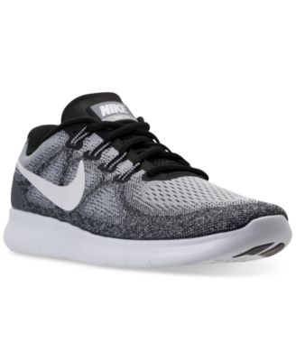 nike free run black and white men's bedroom