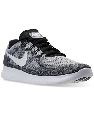 Nike Men's Free Run 2017 Running Sneakers
