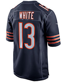 Nike Kids' Kevin White Chicago Bears Game Jersey, Big Boys (8-20)