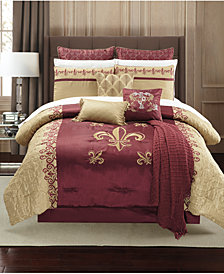 Bossier 14-Pc. Queen Comforter Set